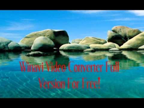 Winavi Video Converter Free Full Version