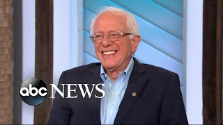 Bernie Sanders brushes off likability concerns