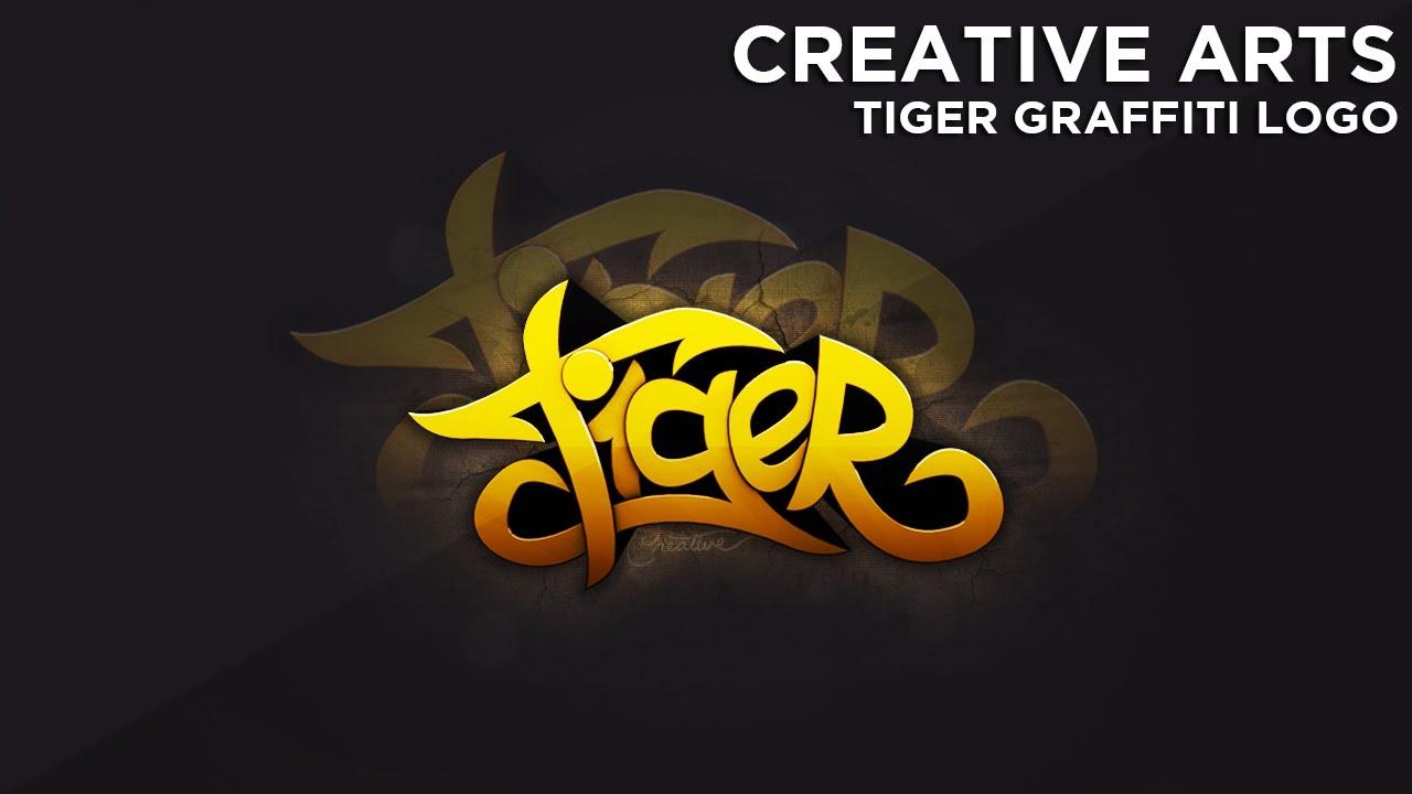 Weed 3d Live Wallpaper Creative Arts Tiger Graffiti Logo Youtube