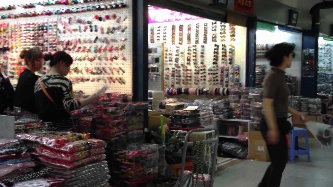 Yiwu Hair Accessories Market Chinav Youtube