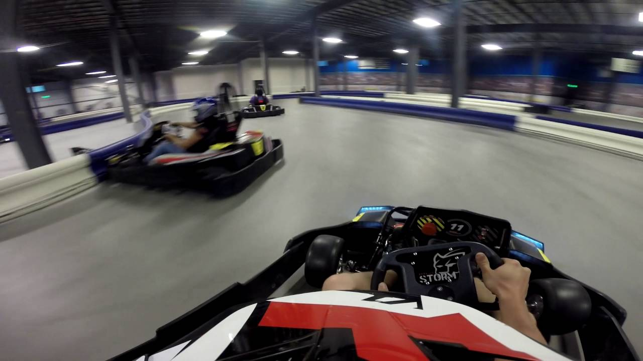 Go Karts Colorado Springs >> Overdrive Raceway Onboard 7 11 16 Youtube
