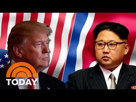 As President Trump-Kim Jong Un Talks Approach, Officials Outline North Korea Plans | TODAY