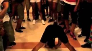 CHICAGO DANCE TEAM TWERK TO BOOTY ME DOWN REMIX