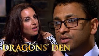 Sarah's Completely FLUMMOXED By Jacob's Decision To Target Pharmacies | Dragons' Den