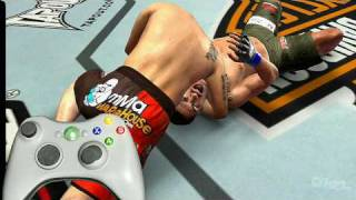 "UFC 2009 Undisputed ""Submission Game"" TRUE-HD QUALITY"