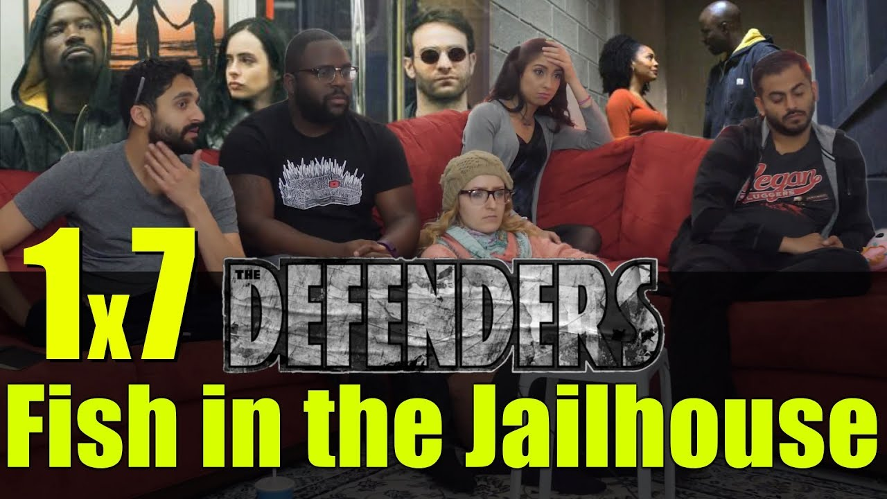Download Defenders - 1x7 Fish in the Jailhouse - Group Reaction