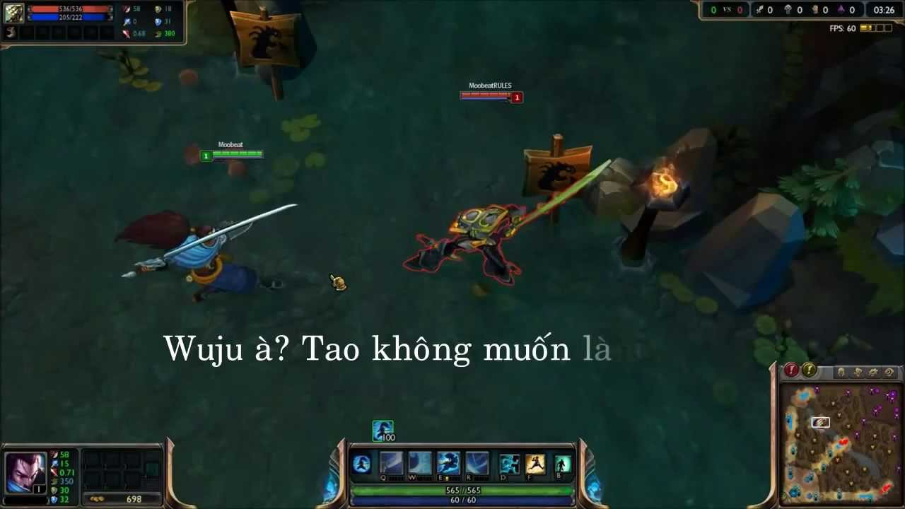 master yi vs yasuo - photo #25