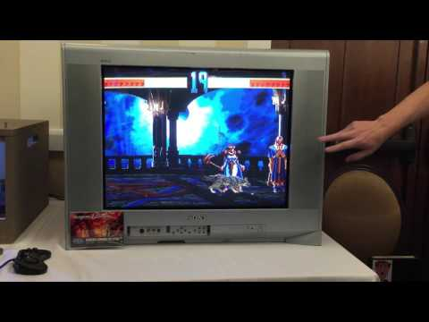 Mysterious Neo Geo Prototype (Dragon's Heaven?) in Action (1 of 2)