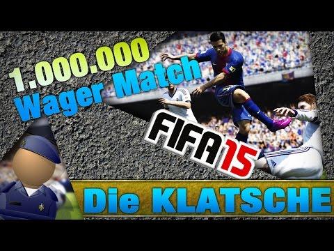 FIFA 15 - 1.000.000 Coin Wager Match - DIE KLATSCHE