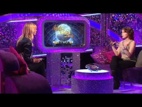 Jennifer Grey on Strictly Come Dancing IIT2 - YouTube