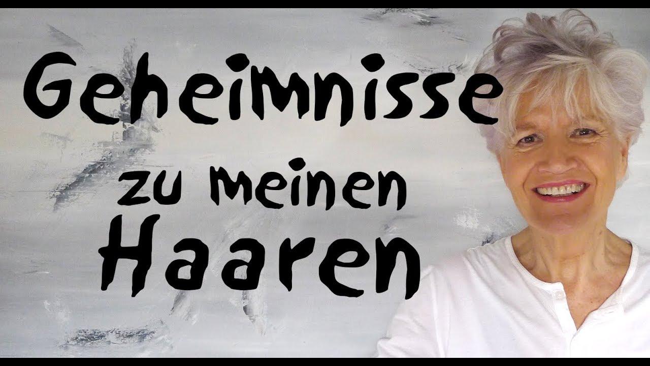 Geheimnis Meiner Grauen Haare Greta Silverde Youtube