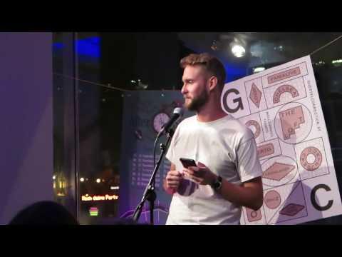 Mike Hornyik - Der Spätzleknecht - Siegertext Stille Post Poetry Slam Loft Wien Finale
