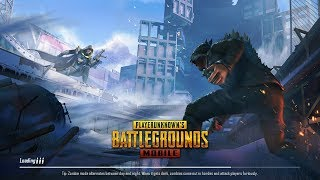 PUBG Mobile 🔴 Live Stream | 0.13.0 new update Godzilla event 4vs4 death match | Paytm on screen