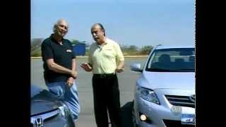 CIVIC X COROLLA - COMPARATIVO VRUM - AUTOMÓVEL E REQUINTE