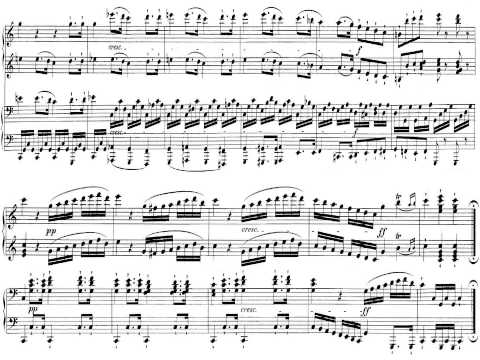 Beethoven: 3 Marches, Op.45 for Piano Duet