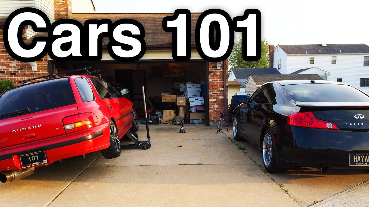 mils garage working on cars 101 youtube. Black Bedroom Furniture Sets. Home Design Ideas