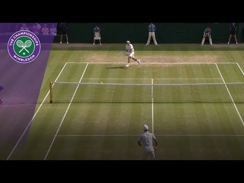 Rafa Nadal vs Novak Djokovic - best points at Wimbledon