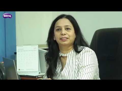 [Case Study] BenQ Interactive Flat Panel RP653 | Delhi Private School, Dubai UAE