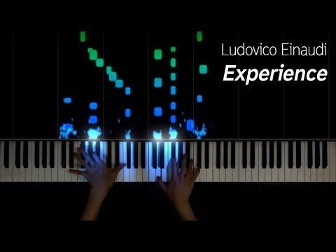 Ludovico Einaudi - Experience, piano cover