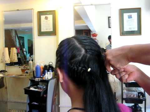 Art design hair - KIM QUÝ  THỰC HIỆN TẾT TÓC NGHỆ THUẬT (4)