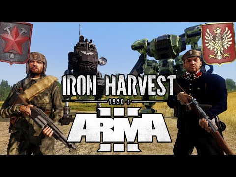 Polanian Counter-Attack | A Fustercluck in ArmA 3 Iron Harvest |
