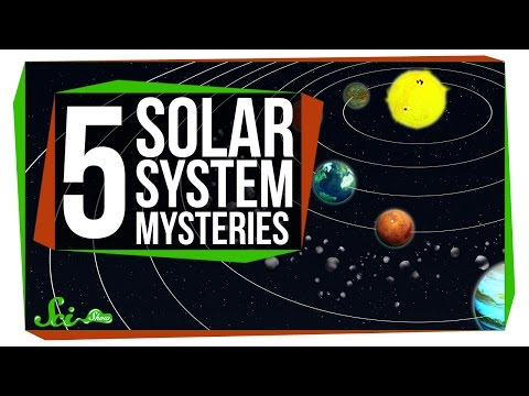5 Things We Still Don't Know About the Solar System