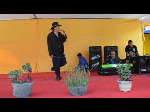 Pimpinan SibayakPost Albert Bukit dgn lagu karo