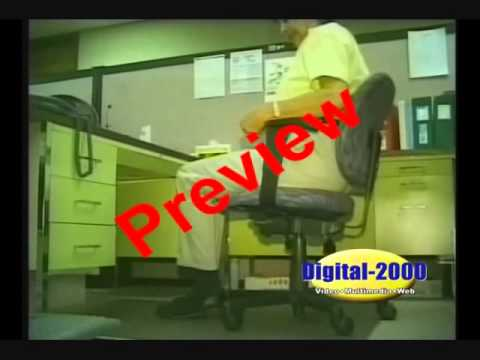 Office Safety and Computer Ergonomics from SafetyVideos.com
