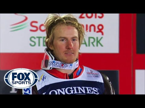 Ted Ligety, the World's smartest skiier