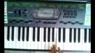 Maula Mere Le Le Meri Jaan - Chak De India piano