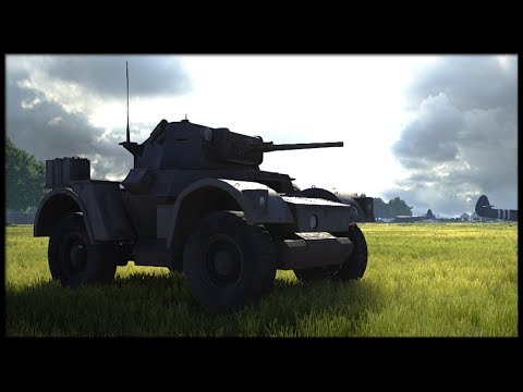 Speedy Armored Car || Post Scriptum Gameplay |