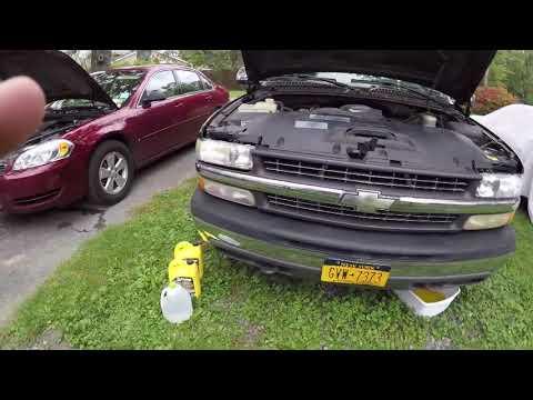 Coolant / Antifreeze Chevy Silverado