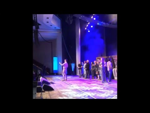 FedCon 25 (2016) Opening Ceremony - Guest Welcome