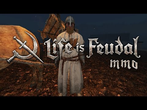 Life is Feudal MMO - Trade and City Building Ep#5