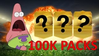 FIFA 15 | OMG 100K PACKS ARE OUT - Fifa 15 pack opening