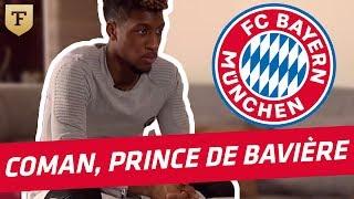 Kingsley Coman, le futur du Bayern Munich ?
