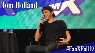 Tom Holland - Full Panel/Q&A - FanX 2019