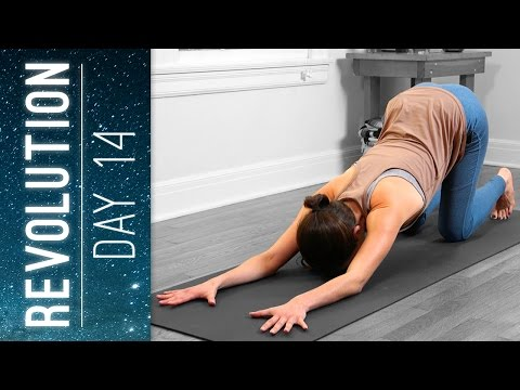 Revolution Day 14 Forgiveness Practice Yoga With Adriene