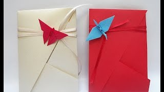 Origami: Sobre tamaño Carta- Hogar Tv  por Juan Gonzalo Angel