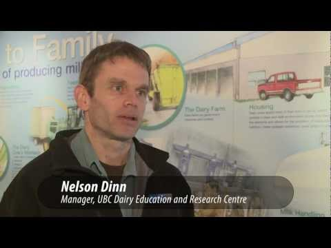 UBC Dairy Education and Research Centre | Faculty of Land and Food Systems