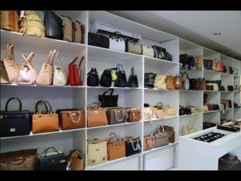 Melhor Lugar do Brasil para Comprar Bolsas no Atacado - YouTube fa034242d003