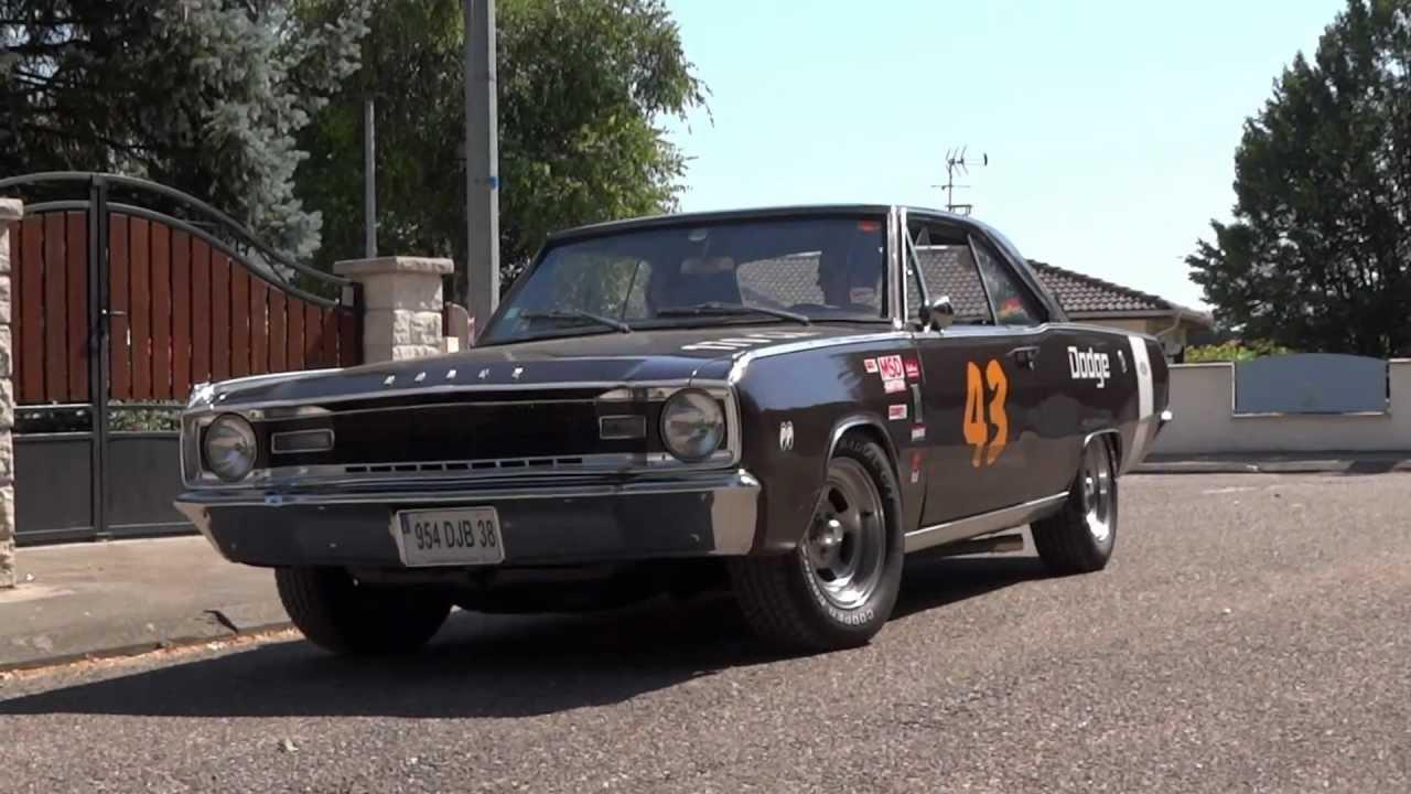 Dodge Dart Nascar >> Dodge Dart 67 Alex Nascar Replica Youtube