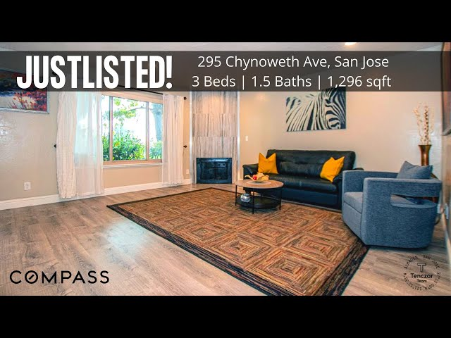 JUST LISTED! 295 Chynoweth Ave, San Jose, CA 95136   Living in San Jose, CA
