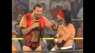 Syxx Pac (X-Pac) debut in TNA