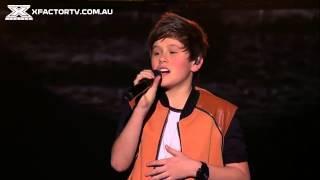 Jai Waetford - Fix You - Live Show 1 - The X Factor Australia 2013