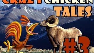 Crazy Chicken Tales: #3 ДИЙ, ОВНЬО!