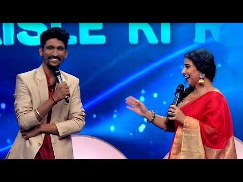 Indian Idol 9 | Vidya Balan mocks Khuda Baksh for flirting with Alia Bhatt & Kangana Ranaut