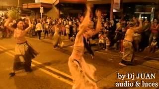 BIRICUNYAMBA 2015:  CARNAVAL de Rivera - Uruguay