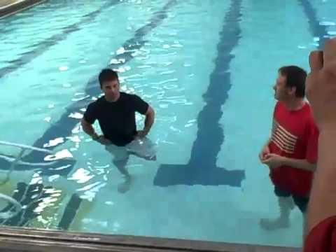 Water Baptism Taylor Sibala John McCoy 02/27/11