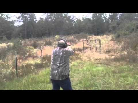 Test run #2 Glock & XDs vs homemade steel target/plate swin
